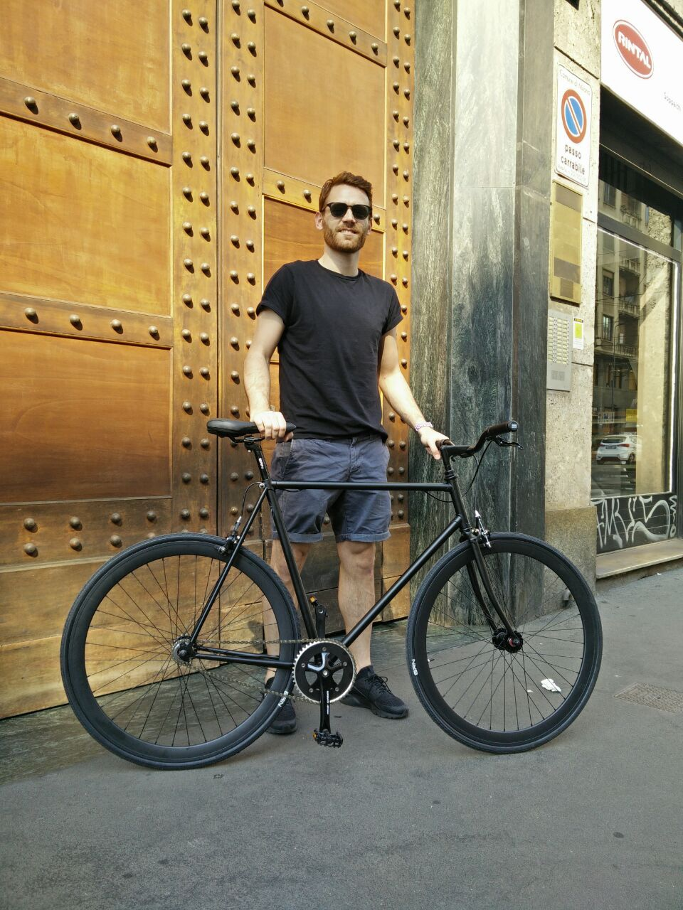 La Ciclistica Milano - La04 fixed gear